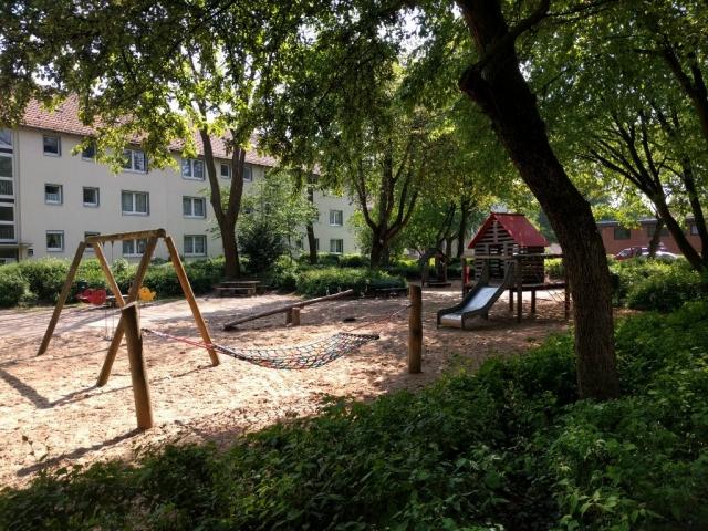 Halberstädter Spielplatz